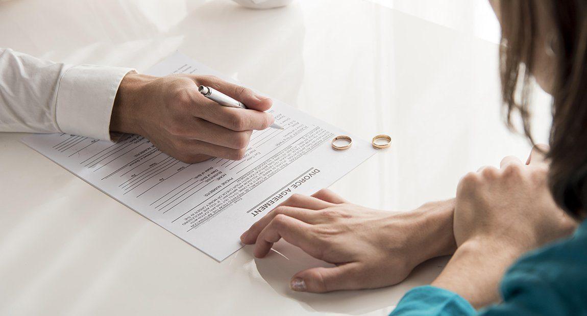 Scheidung Lexikon Scheidung