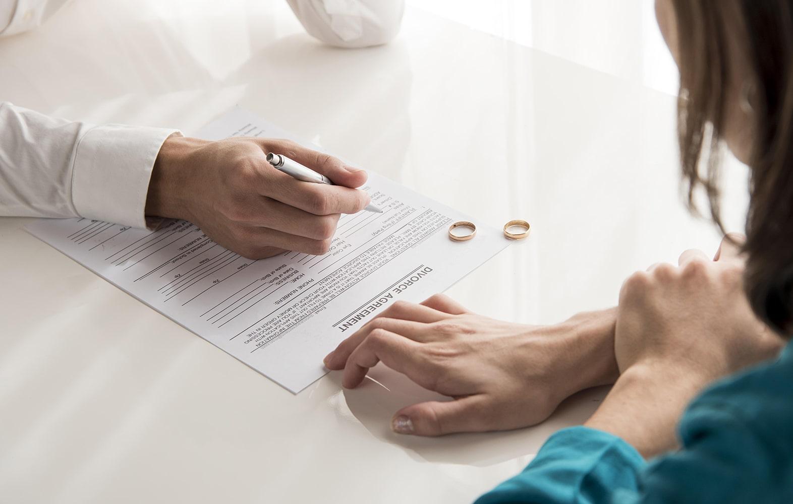 Scheidung Lexikon Wichtige Themen Scheidung