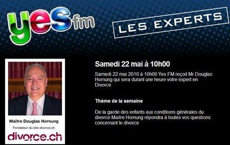 Divorce Yes Fm Les Experts 22 Mai 2010